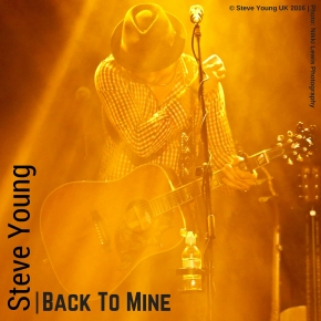 Steve Young_Singer_Songwriter_Guitarist_Back To Mine_Single