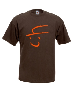 steveyoung_logo_tee_brown